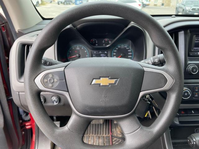 2016 Chevrolet Colorado 4X4 4 DOOR REAR VIEW CAMERA Photo13