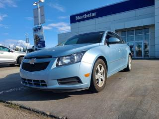 Used 2012 Chevrolet Cruze LT TURBO/HEATEDSEATS/BACKUPCAM/BLUETOOTH for sale in Edmonton, AB