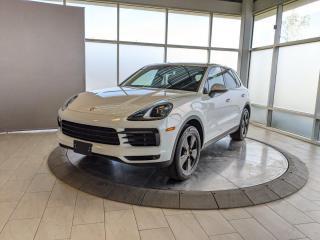 Used 2019 Porsche Cayenne CPO   Ext. Warranty   Premium PKG   No Accidents for sale in Edmonton, AB