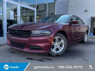 Used 2019 Dodge Charger SXT - CLOTH, BLUETOOTH, AUTO, V6 AND MORE for sale in Edmonton, AB