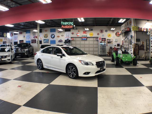 2017 Subaru Legacy TECH PKG AUTO AWD LEATHER SUNROOF NAVI CAMERA