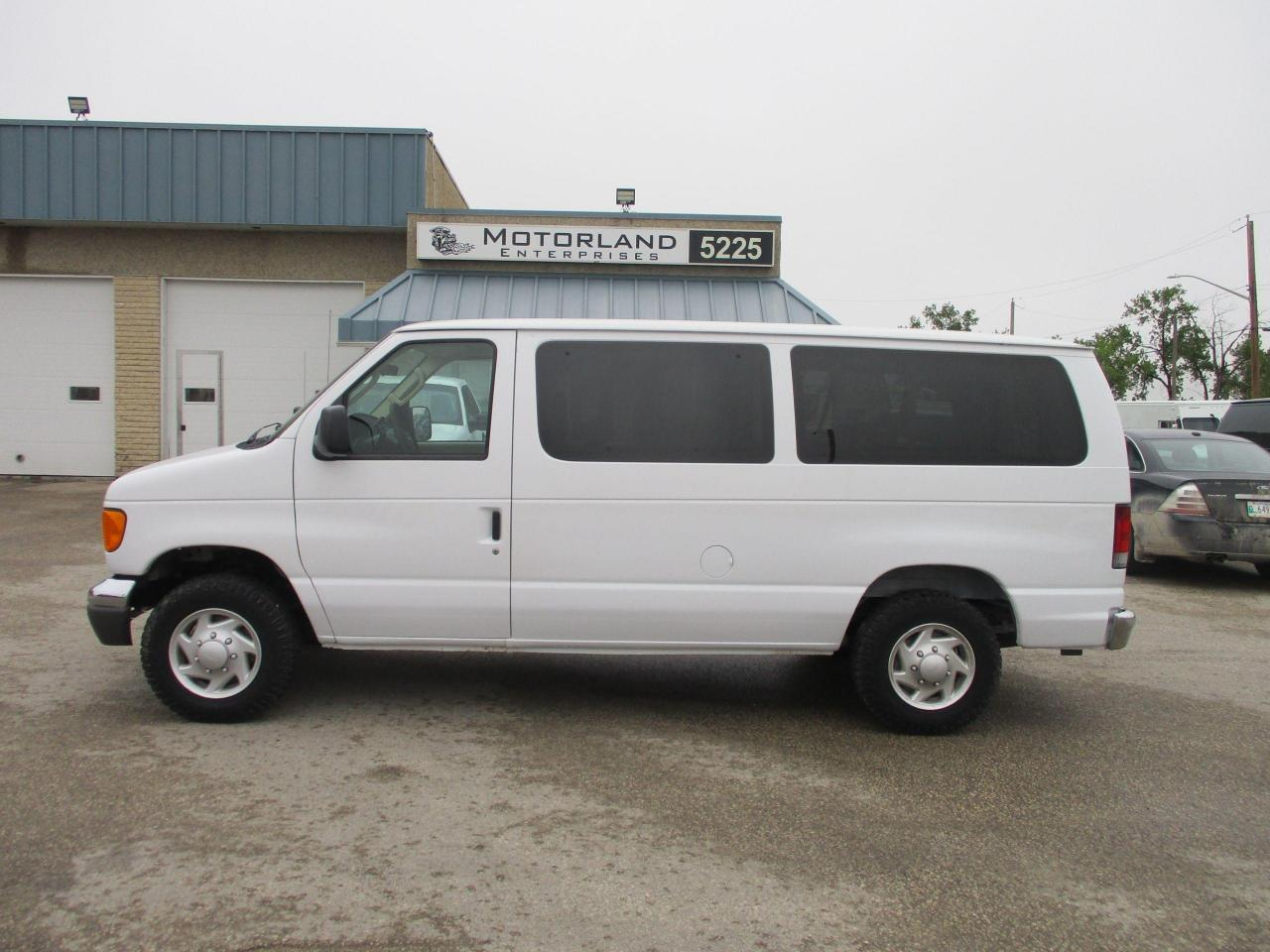 2007 Ford Econoline XLT