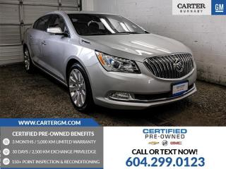 Used 2014 Buick LaCrosse Premium I for sale in Burnaby, BC