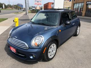 Used 2011 MINI Cooper Base for sale in North York, ON