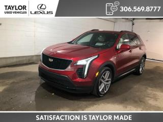 Used 2019 Cadillac XT4 Sport for sale in Regina, SK