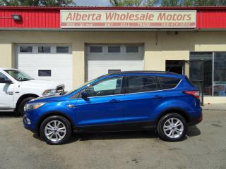 Used 2018 Ford Escape SE AWD for sale in Edmonton, AB