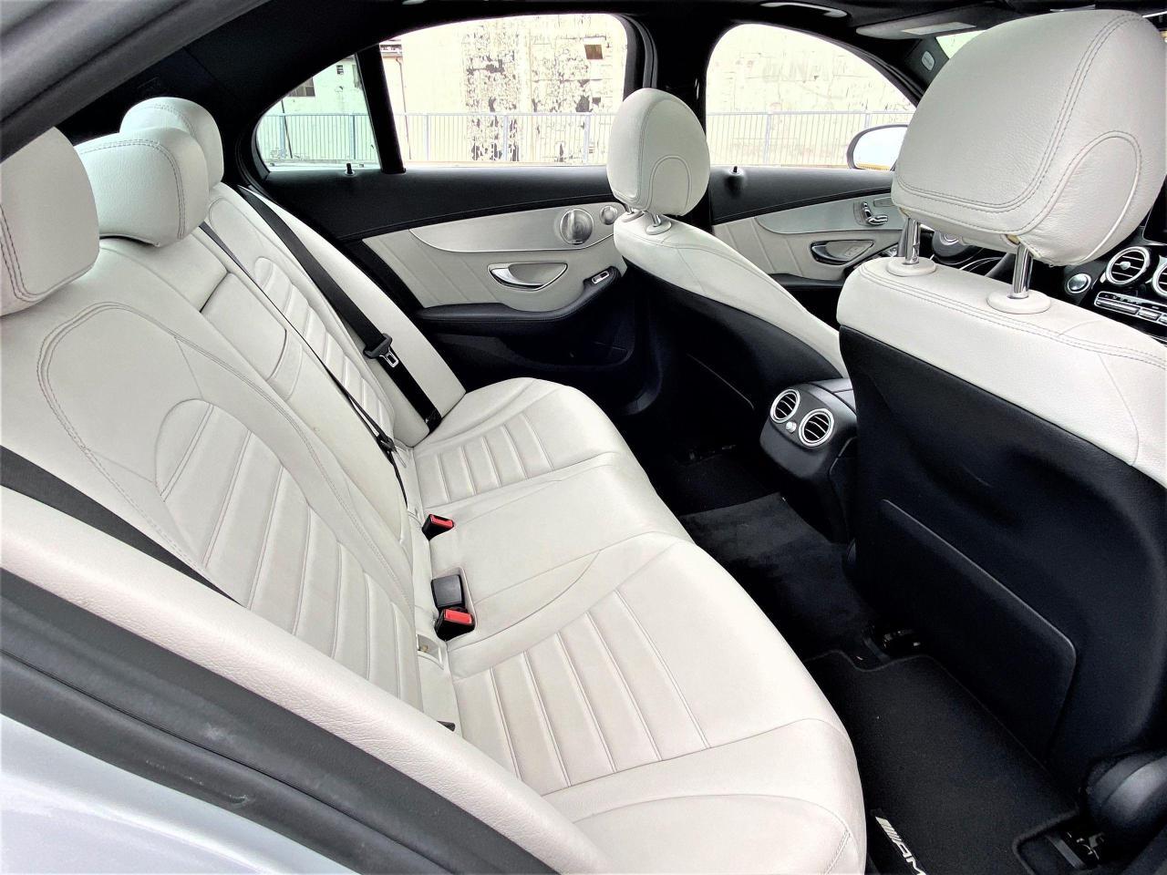 2017 Mercedes-Benz C43