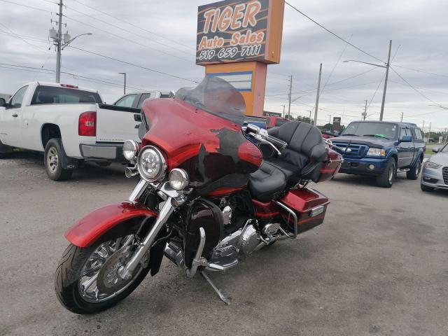 2009 Harley-Davidson FLHTCUSE4 CVO Ultra Classic Electra Glide *SCREAMIN EAGLE*EXHAUST*110 CI V-TWIN 6 SPEED*