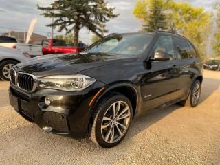Used 2014 BMW X5 35I FULLY LOADED 7 PASSENGER for sale in Winnipeg, MB