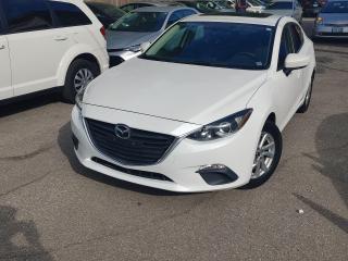 Used 2015 Mazda MAZDA3 ~MAZDA 3 ~ FULLY CERTIFIED~POWER OPTIONS for sale in Mississauga, ON