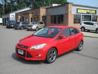 Used 2014 Ford Focus SE Hatch for sale in Brockville, ON