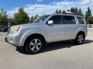 Used 2009 Honda Pilot 4WD 4dr EX-L w-RES for sale in Surrey, BC
