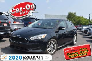Used 2018 Ford Focus SE| NEW ARRIVAL | REMOTE START | REAR CAM | ALLOYS for sale in Ottawa, ON