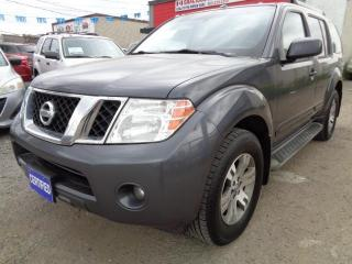 Used 2012 Nissan Pathfinder 4WD 4dr for sale in Brampton, ON
