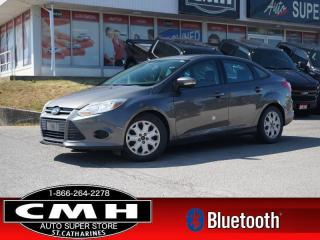 Used 2014 Ford Focus SE  BLUETOOTH S/W-AUDIO PWR-GROUP AUTO for sale in St. Catharines, ON
