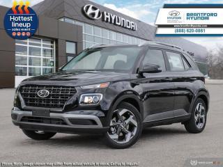 New 2021 Hyundai Venue Trend IVT  - $145 B/W for sale in Brantford, ON