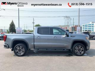 Used 2019 GMC Sierra 1500 AT4  - Leather Seats -  Cooled Seats for sale in Ottawa, ON
