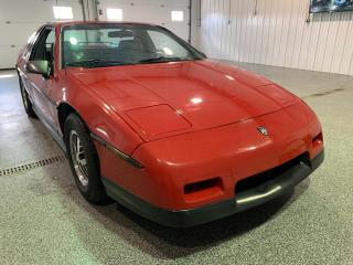 Used 1986 Pontiac Fiero SE #Rare #Low kms #Collector for sale in Brandon, MB