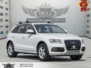 Used 2017 Audi Q5 2.0T Komfort, AWD, PanoRoof, No Accident, Sensors, B.spot for sale in Toronto, ON