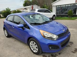 Used 2013 Kia Rio 5-Door LX for sale in Barrie, ON