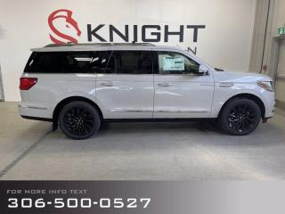 New 2021 Lincoln Navigator L Reserve for sale in Moose Jaw, SK