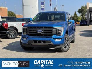 New 2021 Ford F-150 Lariat for sale in Winnipeg, MB