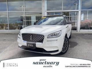 Used 2020 Lincoln Corsair Reserve AWD for sale in Winnipeg, MB
