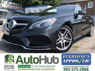 Used 2016 Mercedes-Benz E-Class E550 COUPE with Drive Assist & 360 Camera! for sale in Hamilton, ON