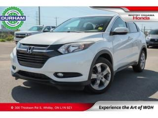 Used 2016 Honda HR-V EX   Manual   Power Moonroof for sale in Whitby, ON