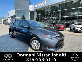 Used 2017 Toyota Corolla CE FWD for sale in Gatineau, QC