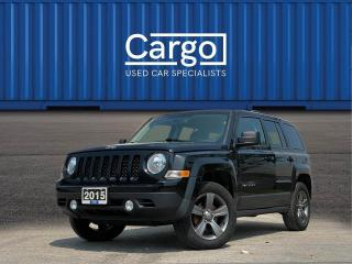 Used 2015 Jeep Patriot High Altitude for sale in Stratford, ON