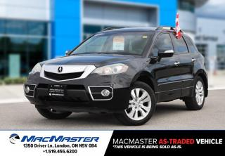Used 2011 Acura RDX for sale in London, ON