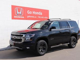 Used 2018 Chevrolet Tahoe LT, LEATHER, SUNROOF, Z71 PACKAGE, NO ACCIDENTS! for sale in Edmonton, AB