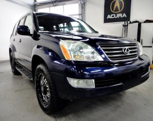 Used 2006 Lexus GX 470 FULLY LOADED,NAVI BACK CAM 7 PASS,NO ACCIDENT for sale in North York, ON