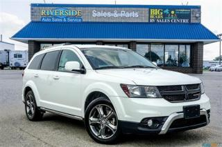 Used 2017 Dodge Journey Crossroad - Heated Seats for sale in Guelph, ON