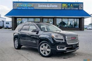 Used 2016 GMC Acadia Denali - Backup Cam - Heated Seats for sale in Guelph, ON
