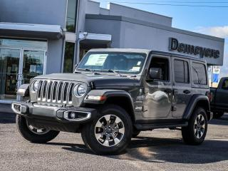 New 2021 Jeep Wrangler UNLIMITED SAHARA | DUAL TOP for sale in Simcoe, ON