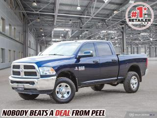 Used 2017 RAM 2500 ST for sale in Mississauga, ON