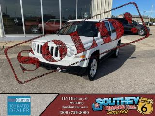 Used 2012 Jeep Patriot Sport/North 4X4 for sale in Southey, SK