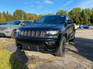 New 2021 Jeep Grand Cherokee Altitude for sale in Spragge, ON
