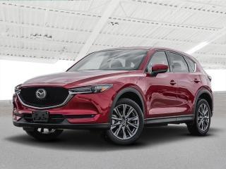 New 2021 Mazda CX-5 Signature for sale in Scarborough, ON