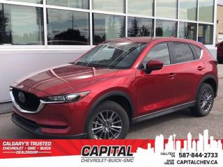 Used 2021 Mazda CX-5 GS for sale in Calgary, AB