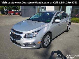 Used 2015 Chevrolet Cruze LT Turbo for sale in Courtenay, BC