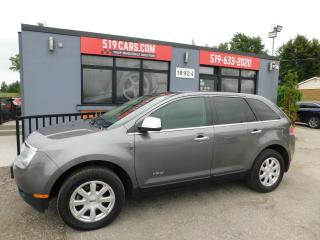 Used 2010 Lincoln MKX Leather | Pano Roof | Two Sets of Tires for sale in St. Thomas, ON