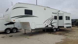Used 2009 Palomino THOROUGHBRED Ultra Light for sale in Elie, MB