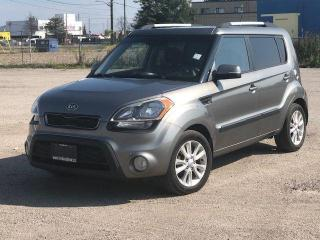 Used 2013 Kia Soul |Bluetooth|Heated seats|One owner|Clean Carfax| for sale in Bolton, ON