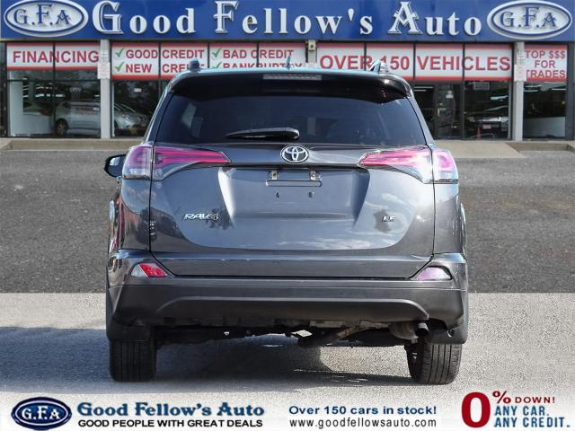 2018 Toyota RAV4 LE MODEL, REARVIEW CAMERA, HEATED SEATS, BLUETOOTH Photo4