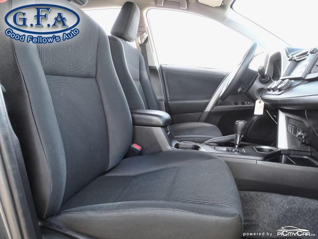 2018 Toyota RAV4 LE MODEL, REARVIEW CAMERA, HEATED SEATS, BLUETOOTH Photo9