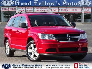 Used 2018 Dodge Journey SE MODEL, 7 PASS, BLUETOOTH, 2.4L 4CYL for sale in Toronto, ON