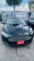 Used 2015 Ford Fusion S for sale in Scarborough, ON